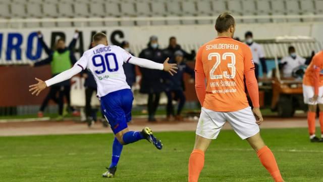Split: HNK Hajduk protiv HNK Šibenik u 26. kolu Prve HNL