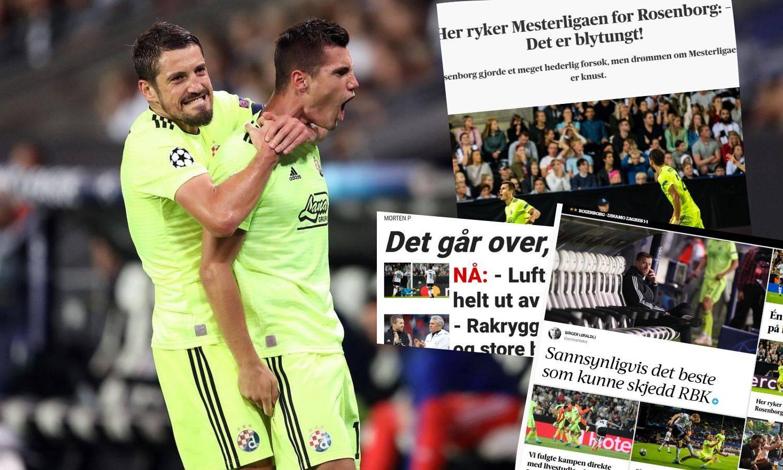 'Veliko razočaranje, Hrvati su nam srušili san o Ligi prvaka'