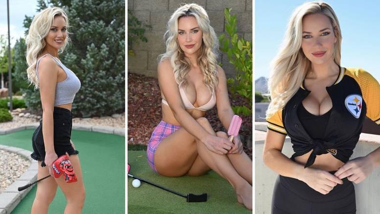 Bivša golferica pokazala da zna i dalje igrati: Ušutkala hejtere