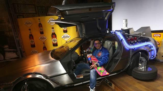 Ispunjenje sna:  'Kad dobijem na lotu, kupit ću si DeLorean'