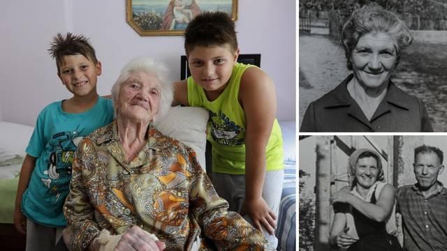 Anđela se rodila 1913. godine, preživjela je tri rata, prati Sabor i Dinamo: 'Ne sviđa mi se Šeks'