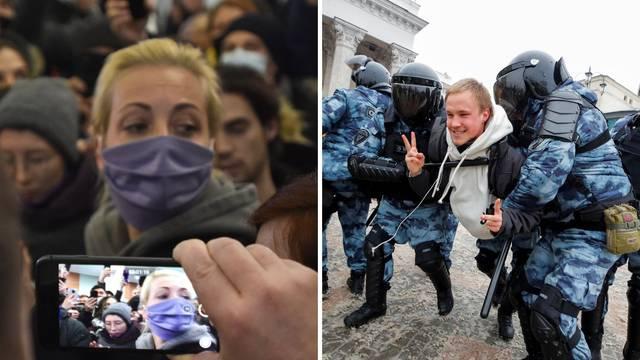 Uhitili suprugu Navaljnog