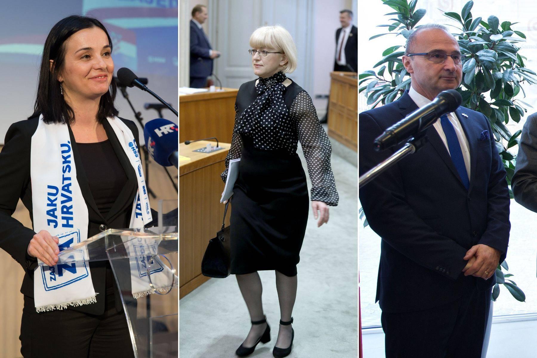 Bedeković je pedagogica, Grlić veleposlanik, a Vučković pjeva