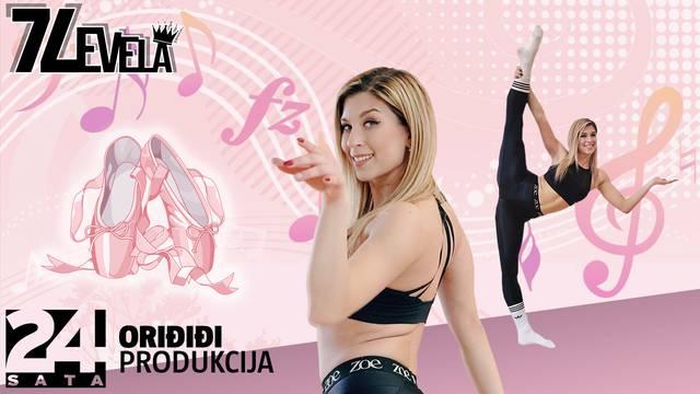 Plesačica Lane Jurčević i Franke Batelić: 'Kasno sam počela pa sam željela naučiti sve stilove'
