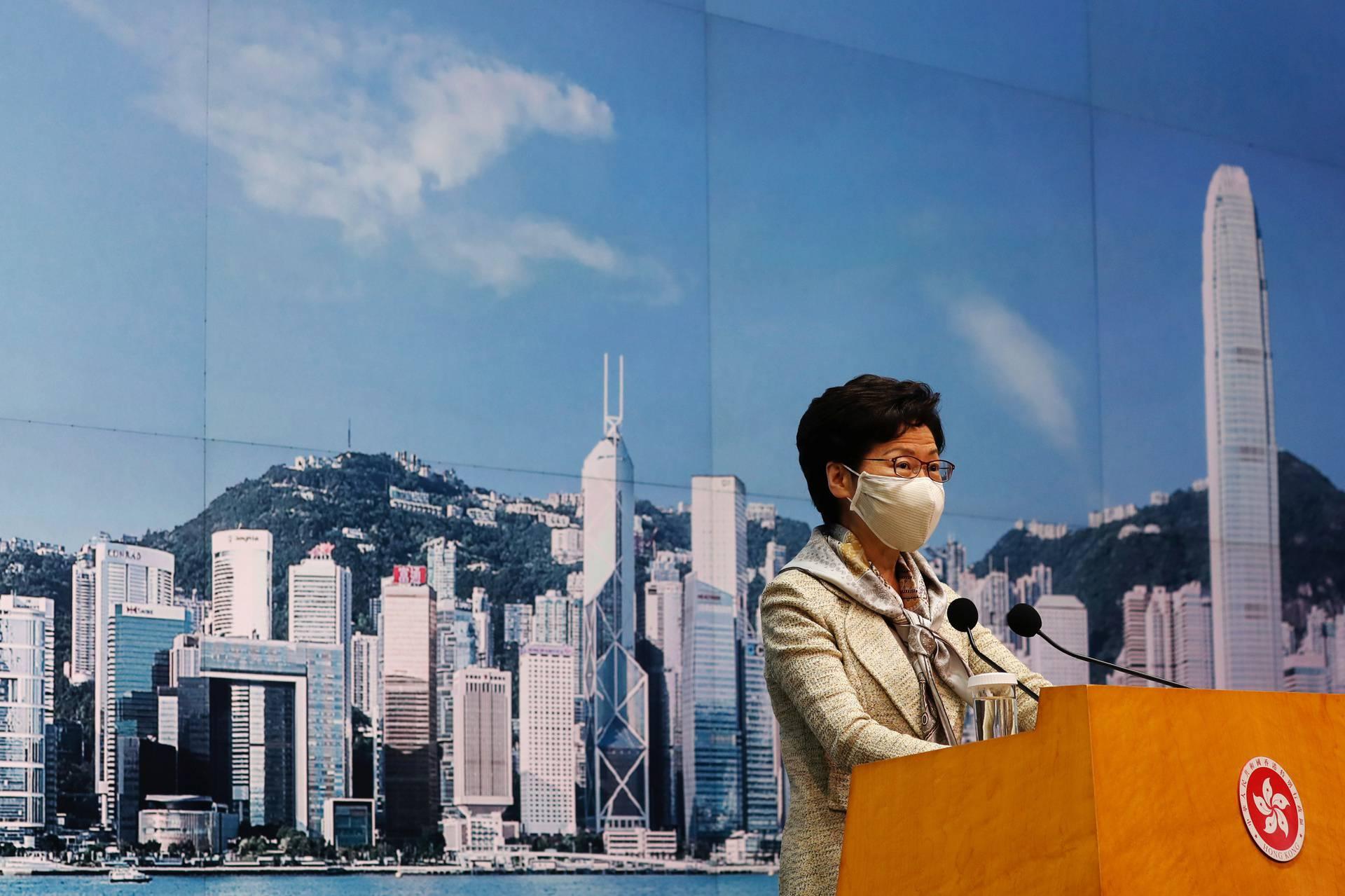 Hong Kong odlučio: Zakon o sigurnost će 'provoditi odlučno'