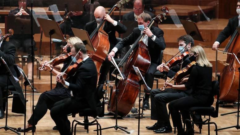 Filharmoničari sviraju povodom godišnjice rođenja Beethovena