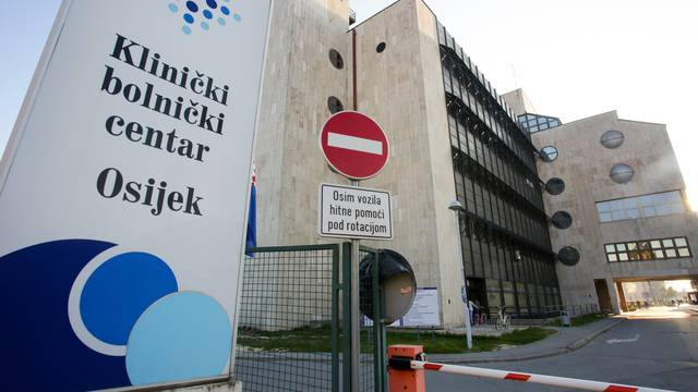 Omogućeni posjeti u KBC Osijek