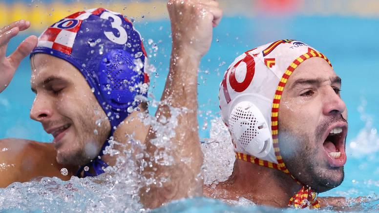 Totalna blokada: Hrvatska zabila četiri gola Španjolcima, protiv Mađara za polufinale!