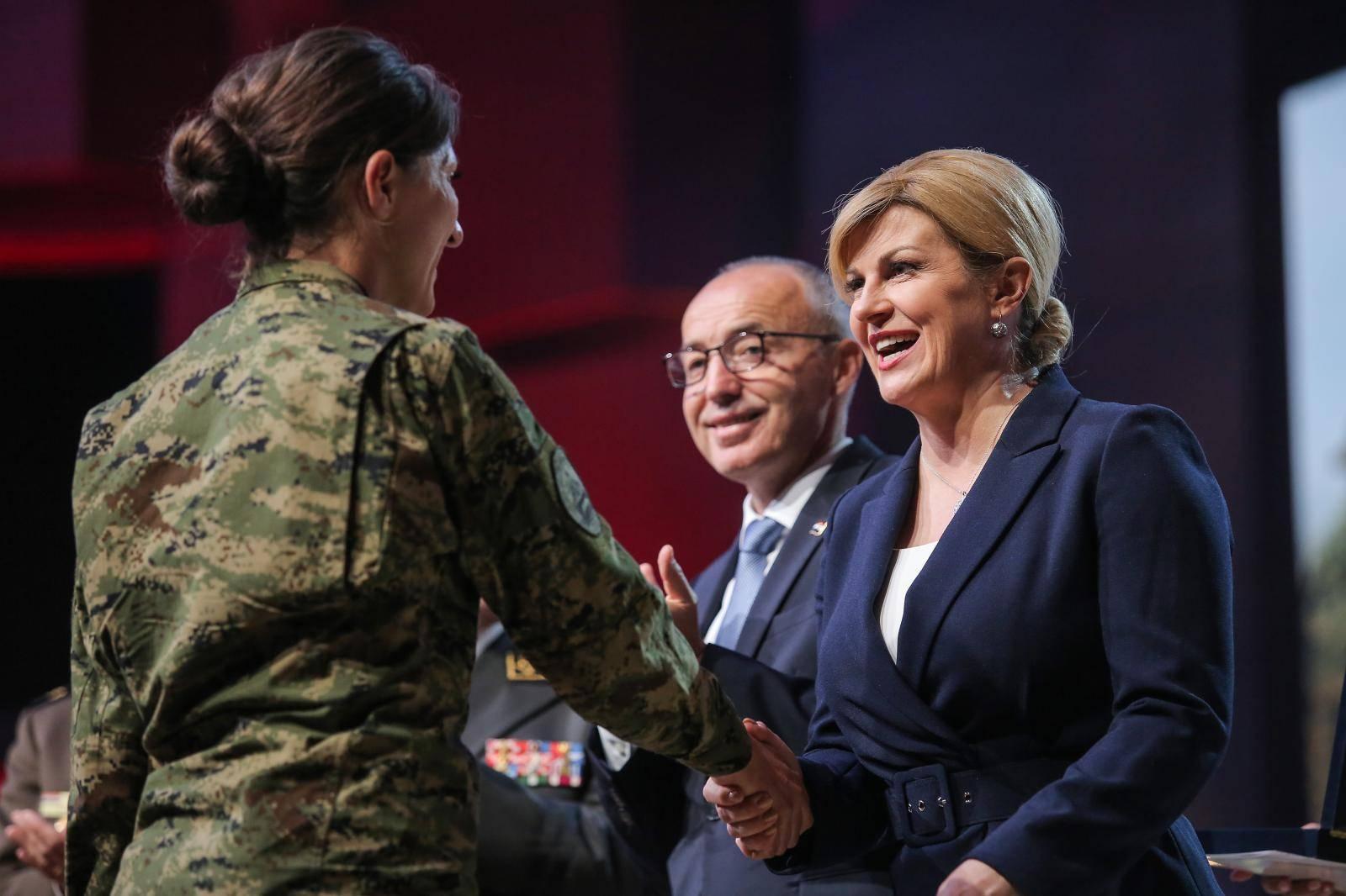 U KD Lisinski održana svečana akademija u prigodi Dana Oružnih snaga RH
