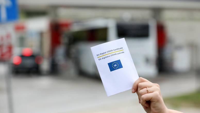 U Hrvatskoj izdano preko 2 milijuna covid potvrda: Povećao se i broj korisnika e-Građana
