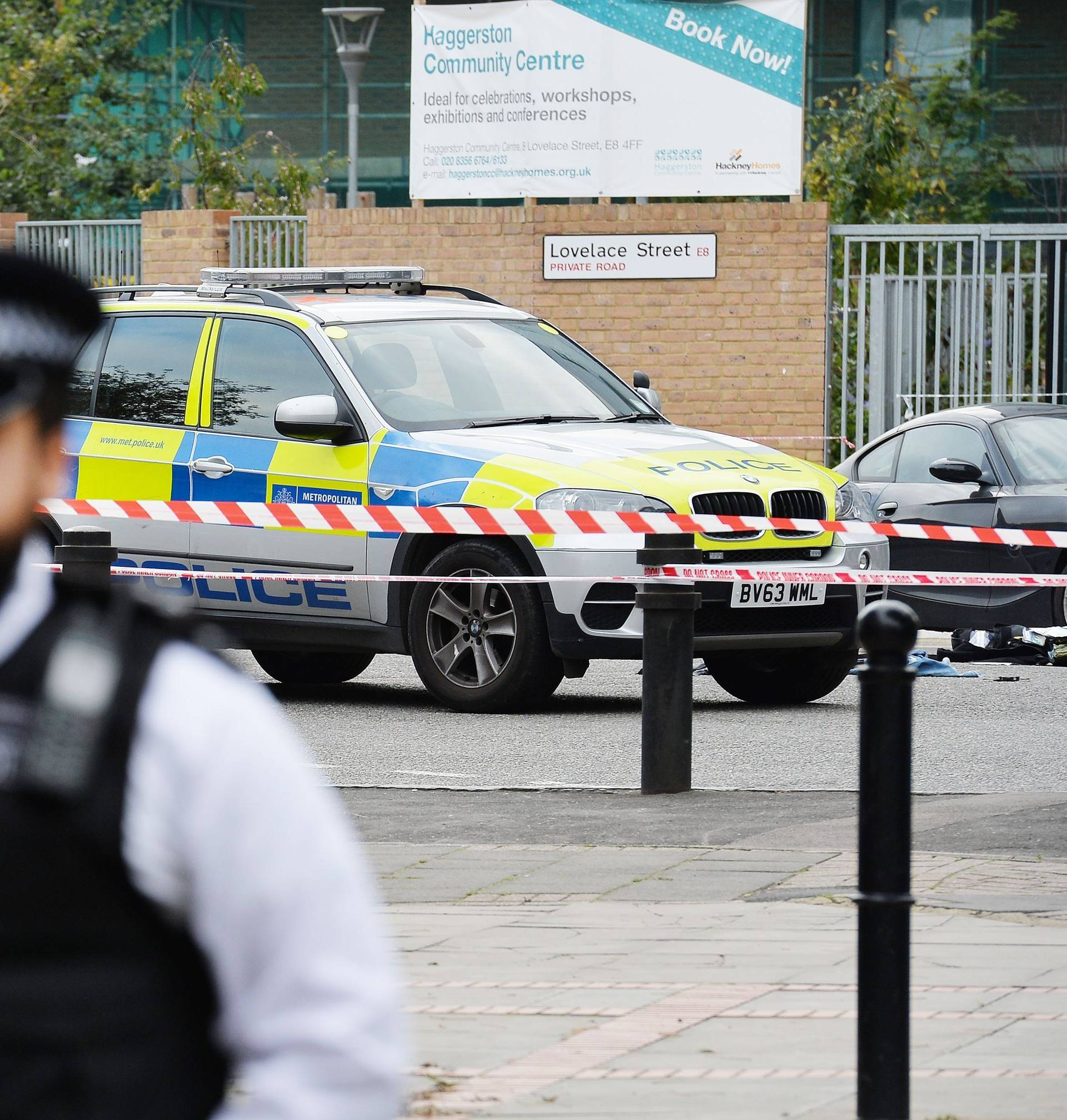 Hackney police shooting