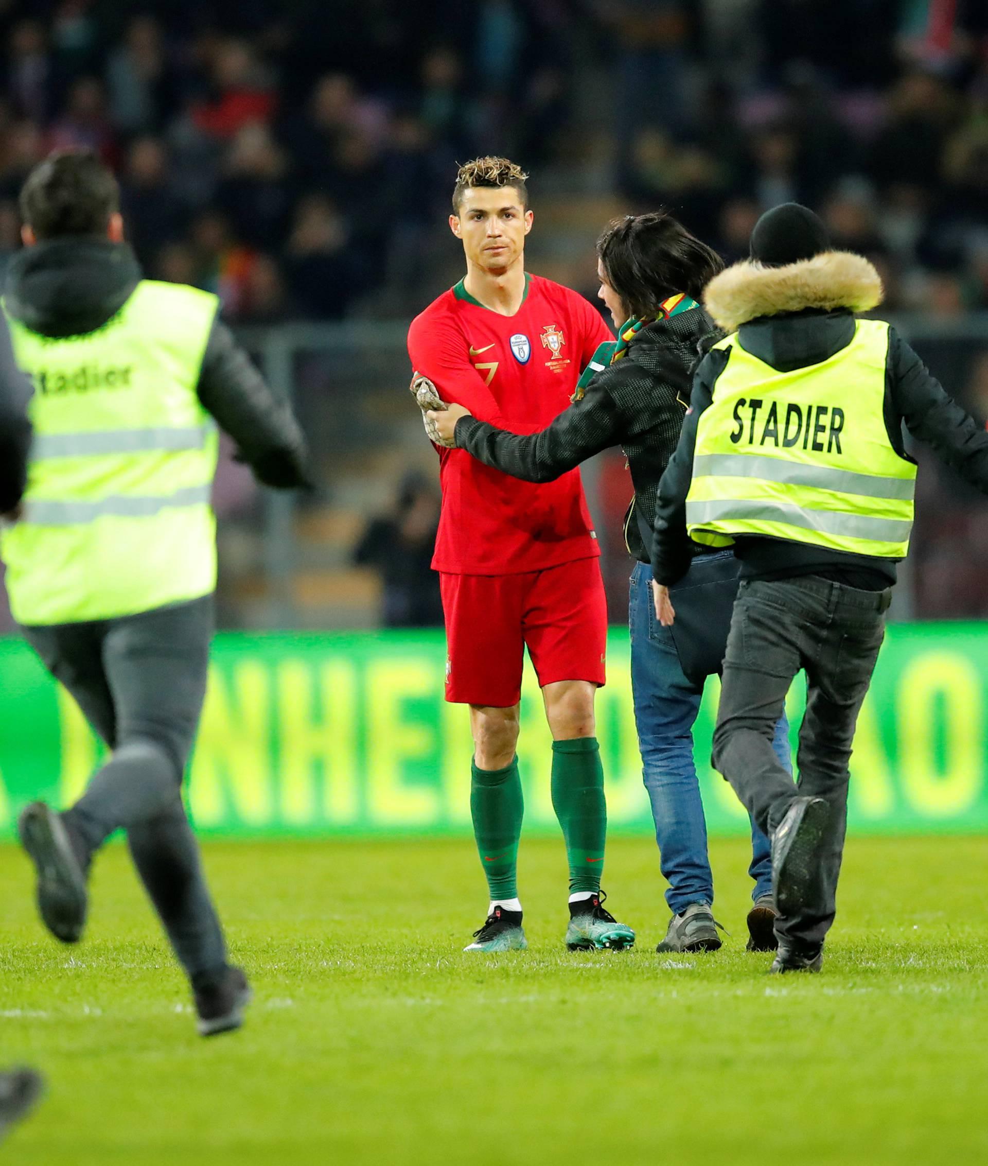 International Friendly - Portugal vs Netherlands