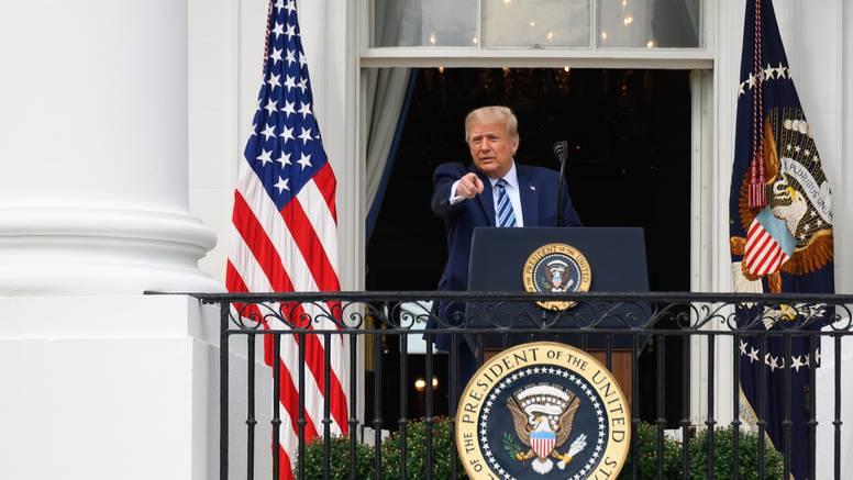 Trump: 'Imun sam na Covid!'