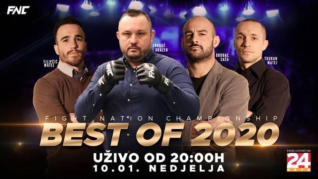 Forgač, Truhan i Drobac osvrću se na uspješnu MMA godinu i najavljuju: 2021. će biti i bolja!