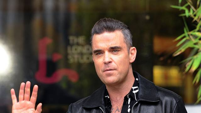 Robbie Williams on Loose Women