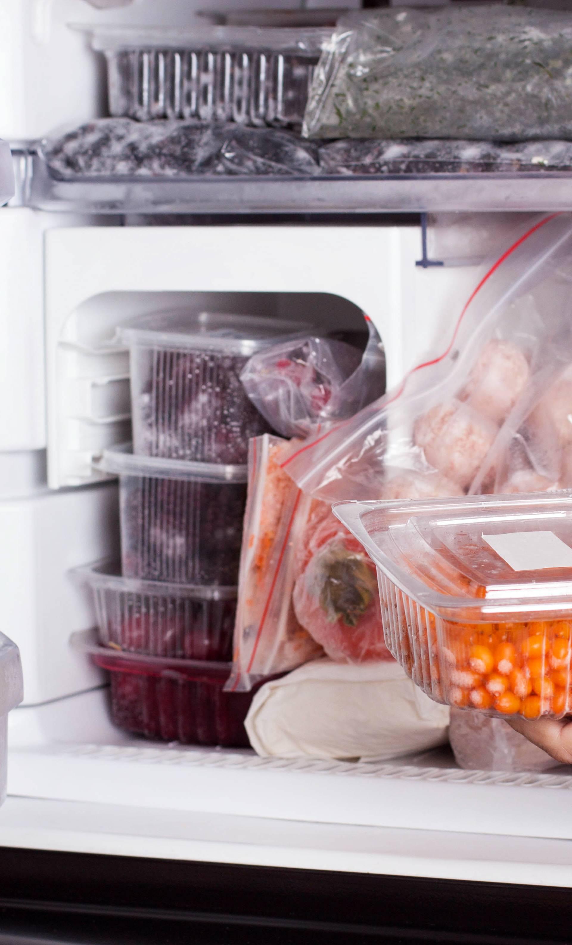 Vodič zamrzavanja viška hrane: Što i kako pohraniti, a što ne...