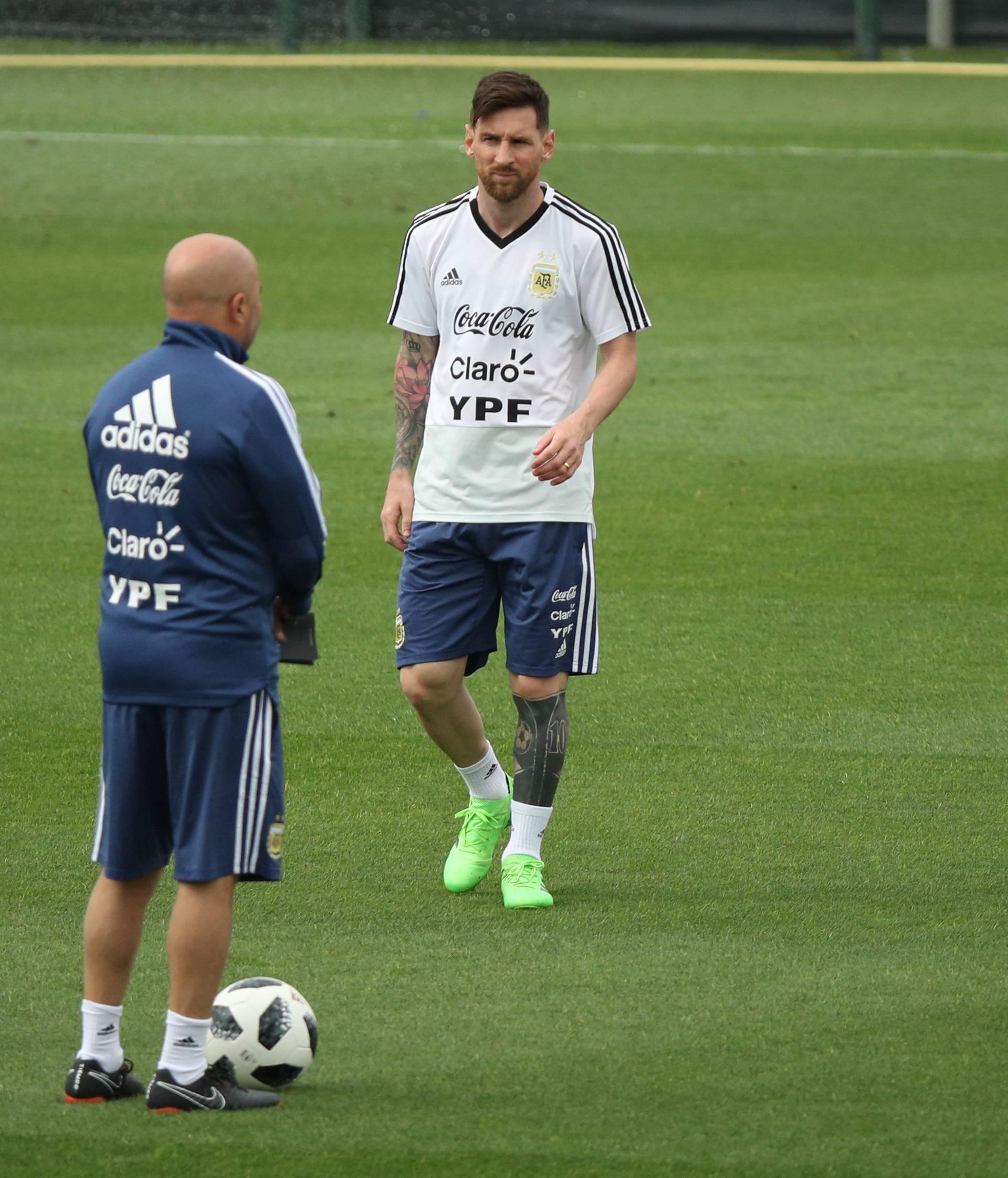FIFA World Cup - Argentina Training