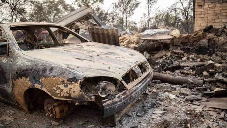 Strava u Ukrajini: Devet ljudi je umrlo u požarima, 14 u bolnici
