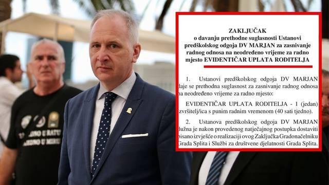Egzotika u Splitu: Vrtić traži 'evidentičara uplata roditelja'