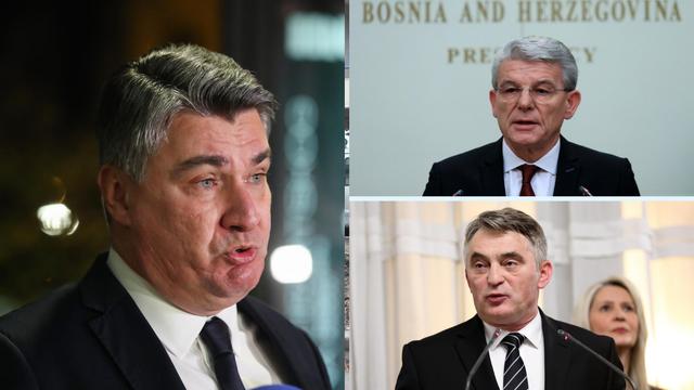 Zorana Milanovića izvrijeđali BiH političari: 'On je ksenofob, rasist, psihički nestabilan...'