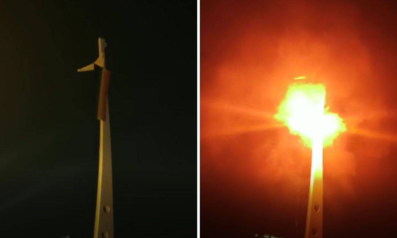 Video iz Splita: Grupa pokušala zapaliti zastavu duginih boja
