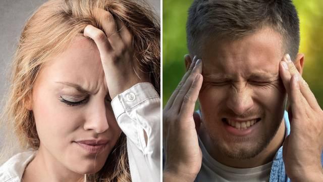 Razlike između migrene i drugih vrsta glavobolja: Otkrijte česte uzroke i kako si možete pomoći
