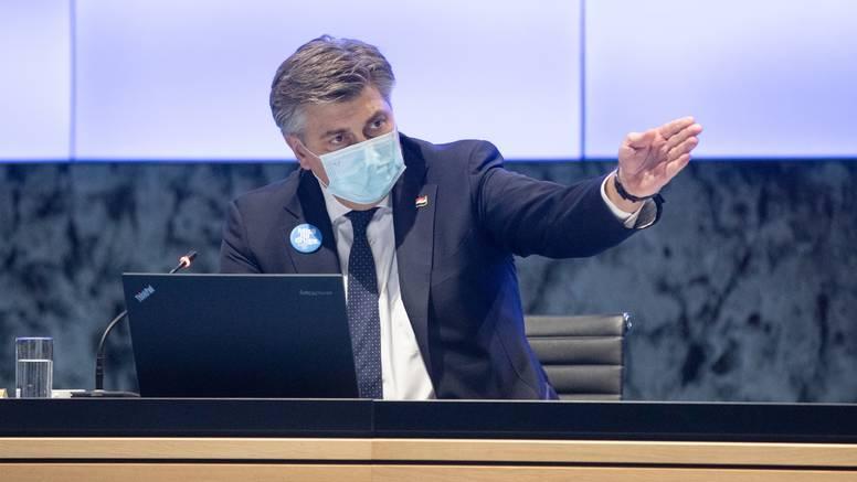 Plenković: Isplaćeno je dosad 9 milijardi kuna potpora. Mjere koje poduzimamo imaju efekta