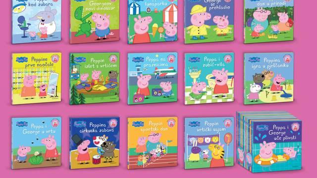 Peppa Pig kolekcija se nastavlja zbog iznimnog interesa!