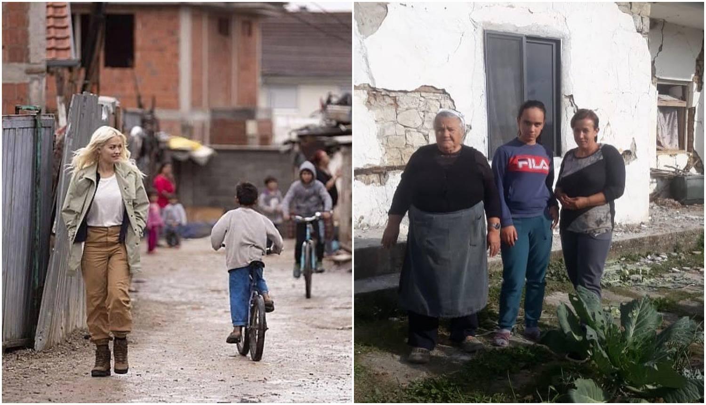 Rita Ora stigla je u Albaniju da pomogne stradalima u potresu