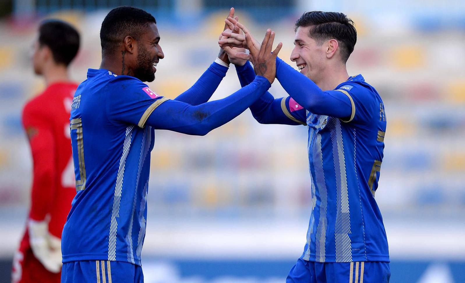 Zagreb: Lokomotiva i Rijeka sastali se u 20. kolu HT Prve lige