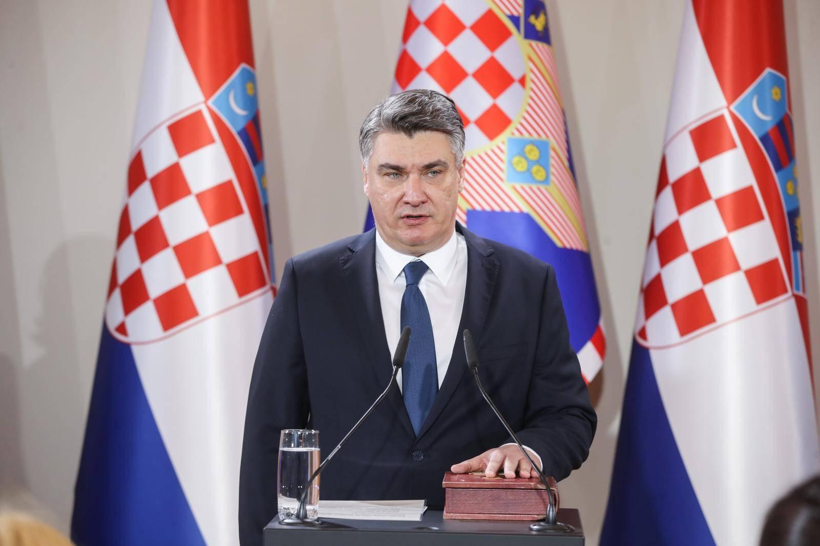 Reakcije na Milanovićev govor:  Bez patosa i turbofolk retorike