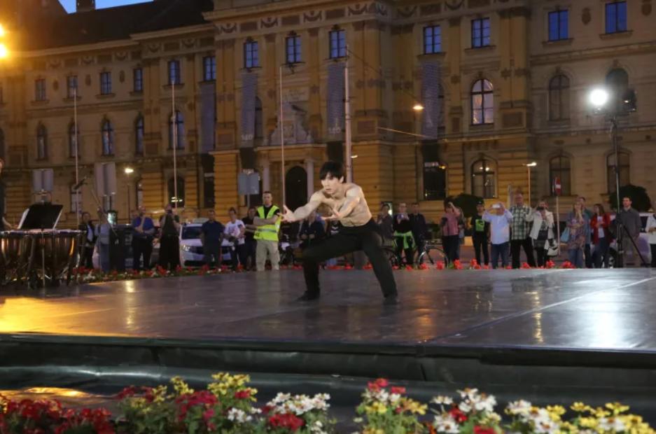 Zbog loših vremenskih uvjeta odgađa se 'Balet u Predvečerje'