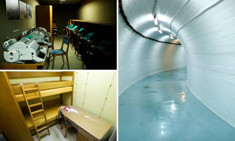 Zavirite u Titov bunker: Samo su četvorica znala da postoji...
