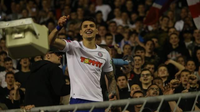 Split: Hajduk pobjedio Rijeku, te prekinuo crni niz