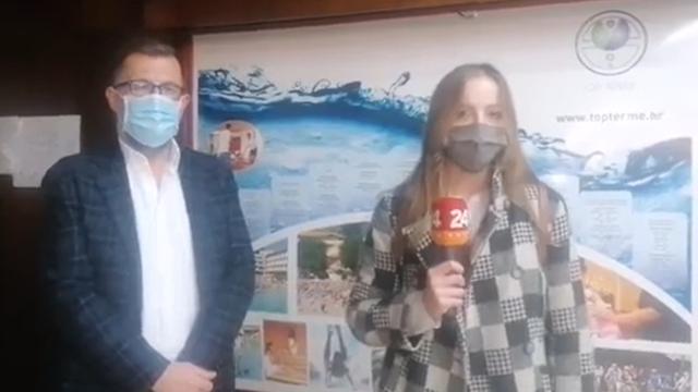 Lječilište u Topuskom primilo je 160 ljudi: 'Svi sa zdravstvenim problemima ovdje su zbrinuti'