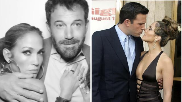 J.Lo i Ben objavili  su svoju prvu službenu zajedničku fotku: 'Sad spajaju svoje živote i obitelji...'