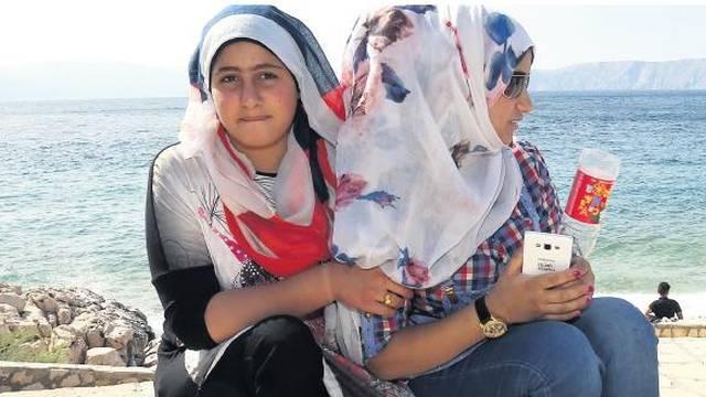 Sretna iračka djeca: Hrvatska nam je vratila osmjeh na lice