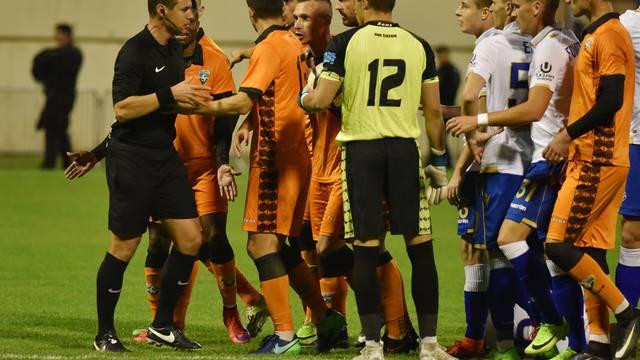Šibenčani: Carrillov Hajduk nas baš  ničim nije impresionirao...
