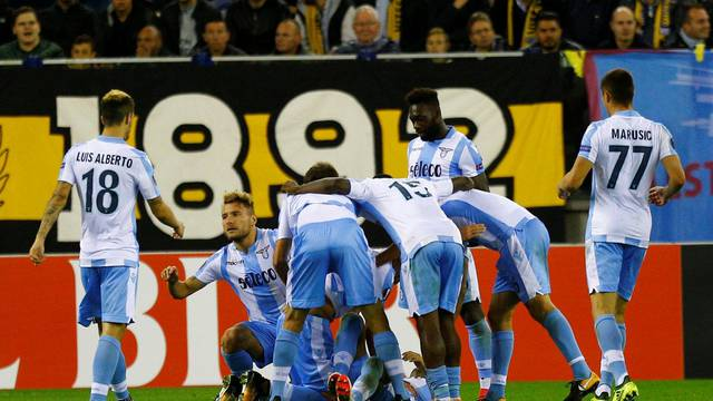 Europa League - Vitesse vs Lazio Roma