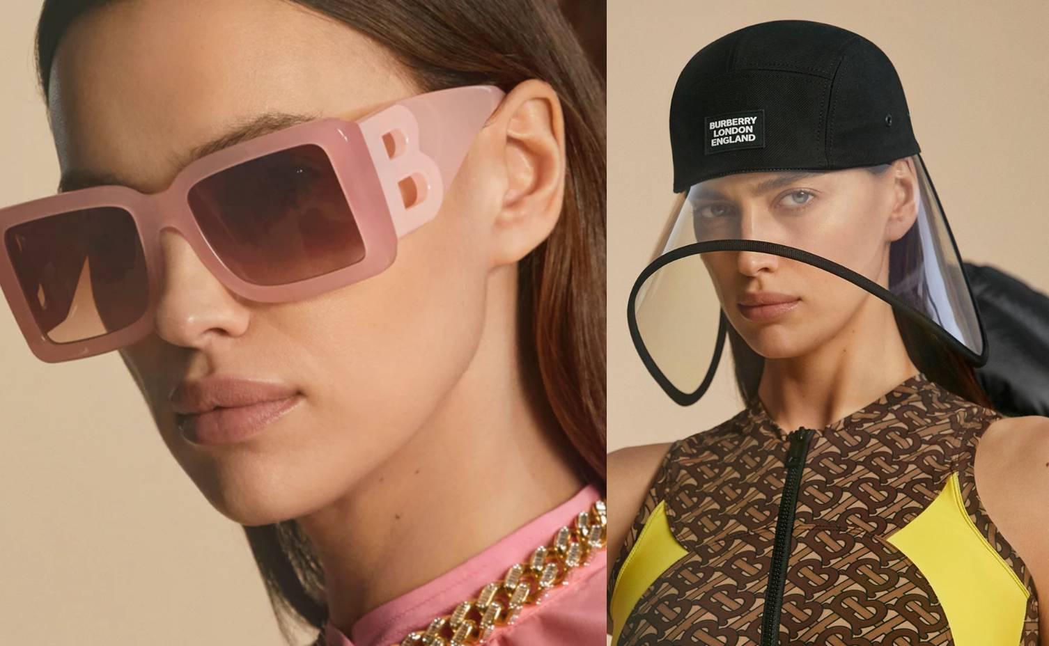 Pasteli i neon žuta: Irina Shayk zvijezda je jesenske kampanje za slavni britanski Burberry