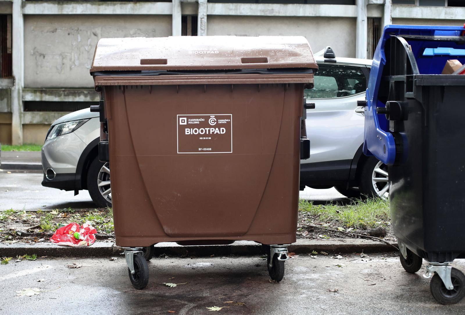 Čistoća: I dalje odvozimo sav biootpad, a samo iznimno se on skupi zajedno s komunalnim!