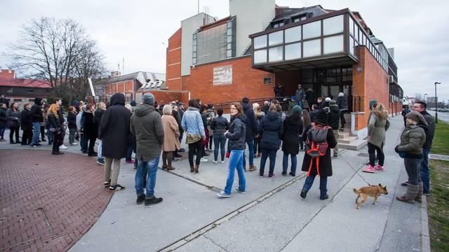 Vidra u Osijeku uginula je od upale pluća, a ne od otrova...