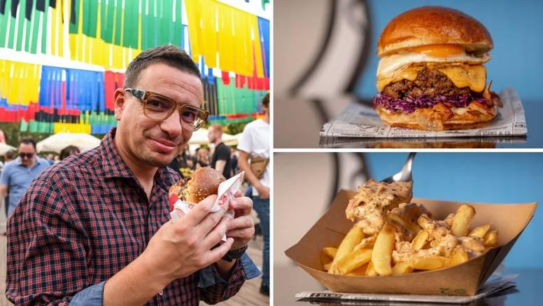 Što probati na Zagreb Burger Festivalu? Šibenčani su došli s odličnim burgerom od janjetine