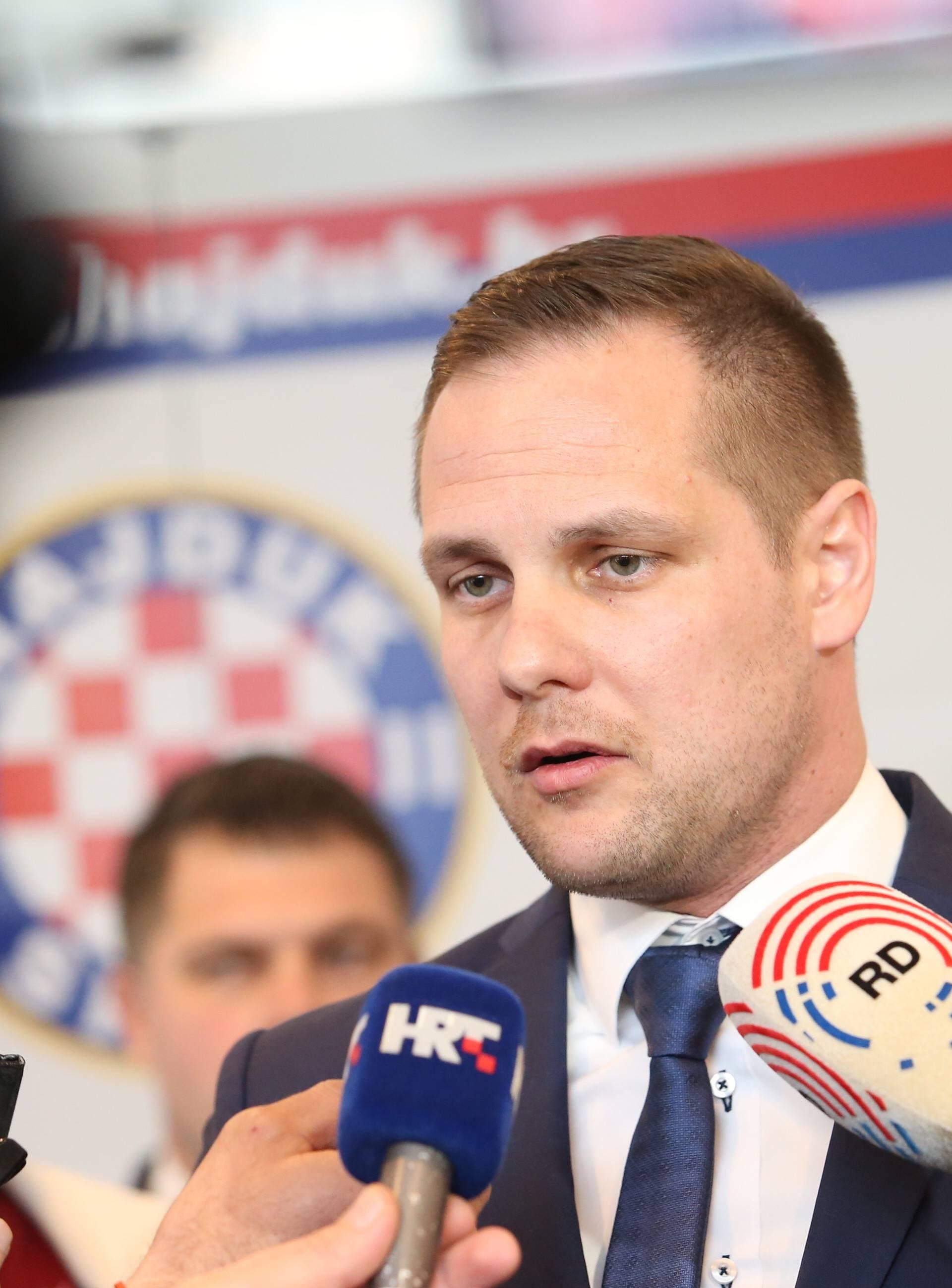 Ivan Kos: ''Hajduk nikad nije kupovao naklonost sudaca...''