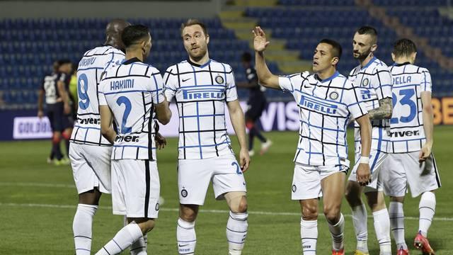Serie A - Crotone v Inter Milan
