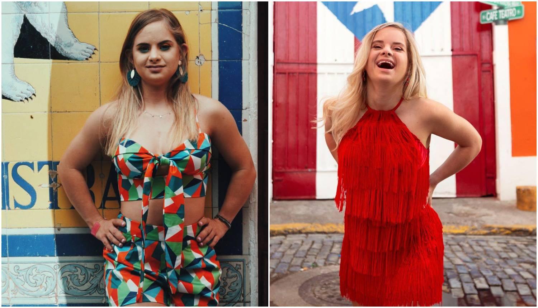 Manekenka s Downom je nosila reviju: 'Želim biti inspiracija...'