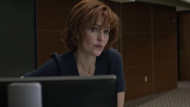 Glumica iz 'Dosjea X' vratila se filmovima o izvanzemaljcima