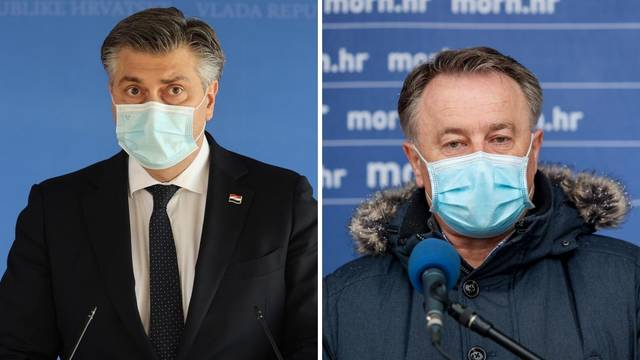 Plenković o Žiniću: Kao i pitanje obnove, to je medijska histerija