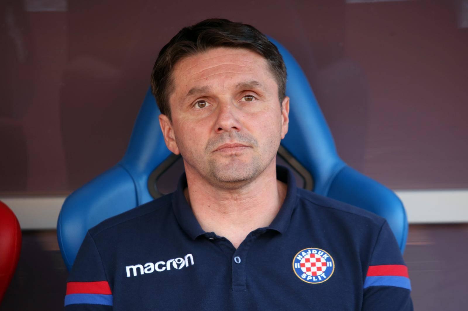 Split: U 30. kolu HT Prve HNL sastali se Hajduk i Rijeka