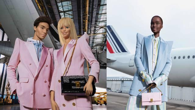 Barbie i Ken sada nose odijela s potpisom slavne kuće Balmain